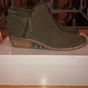 Steven Madden Tobii booties,size 7.5